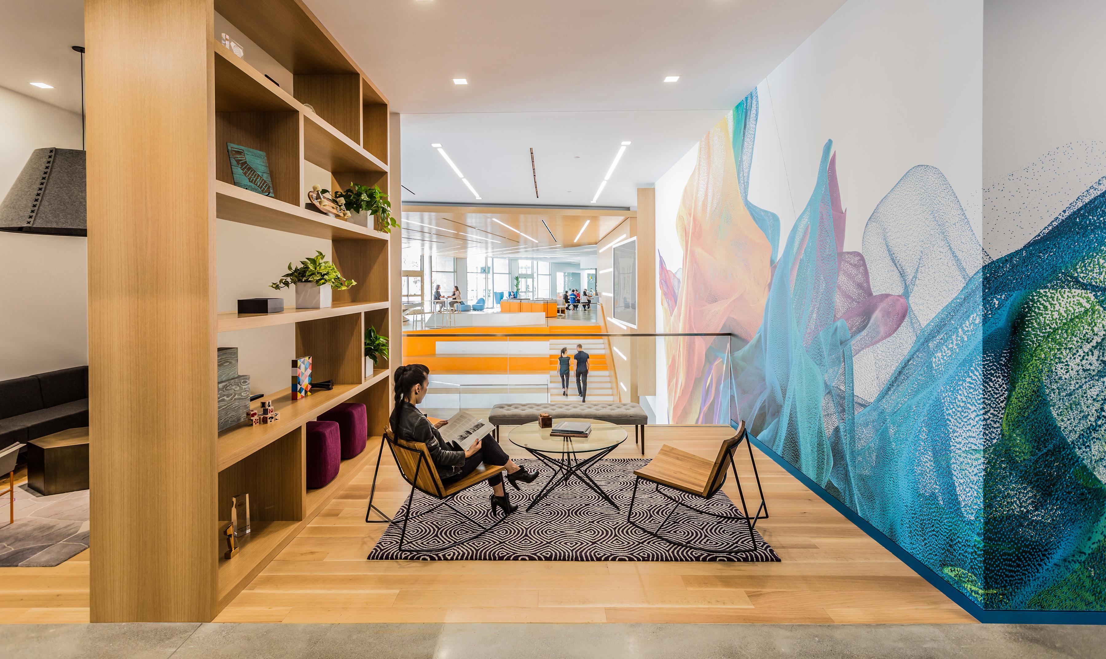 Adobe HQ Renovation Pivot Interiors - Adobe home design
