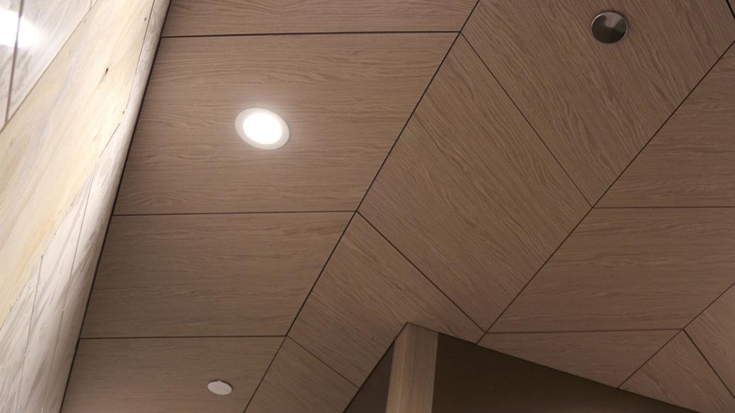 Dirtt 16X9 Ceiling 4