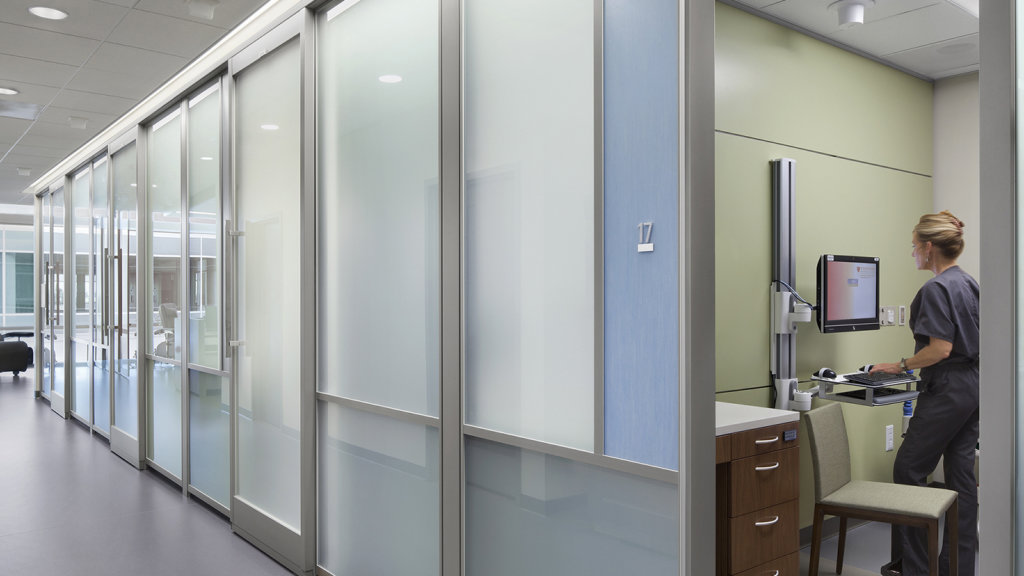 Dirtt 16X9 Healthcare New