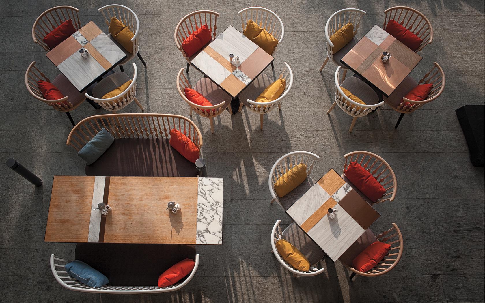 Andreu World Nub Cafe