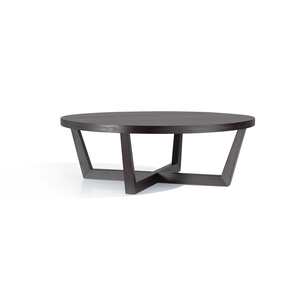 Andreu World Uves Black Coffee Table