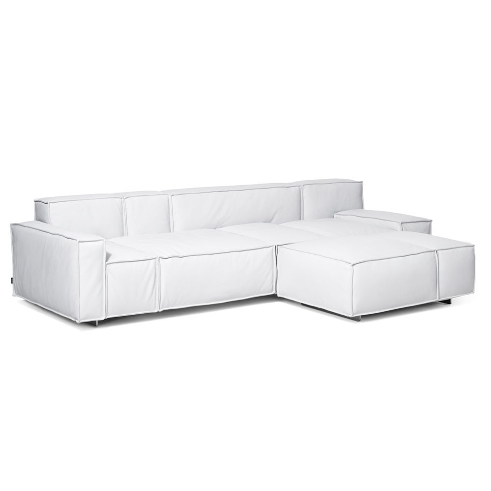 Hightower Boxplay Ottoman White 300Dpi