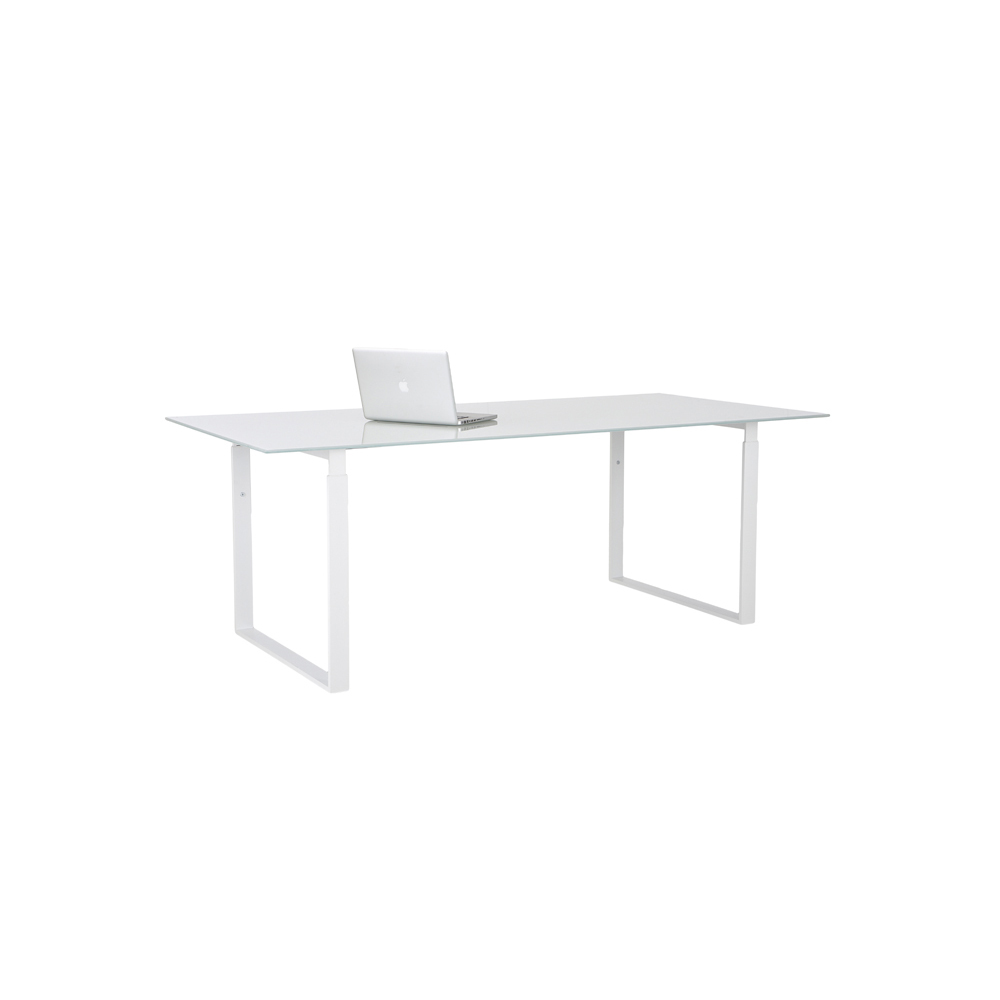Hightower Chat Table White 300Dpi