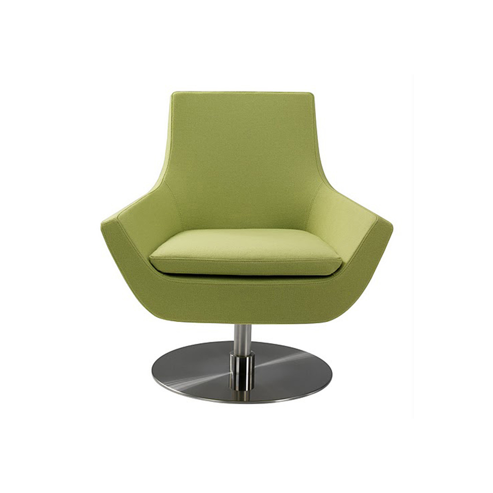 Hightower Happy Lowback Lounge Disc Green 300Dpi