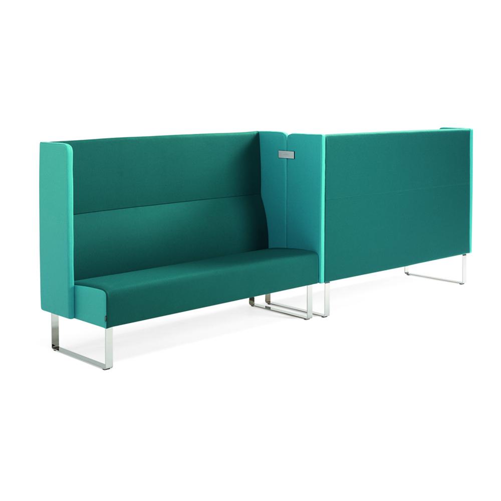 Hightower Monolite Highback 3 Seat Sofa Alternating 300Dpi