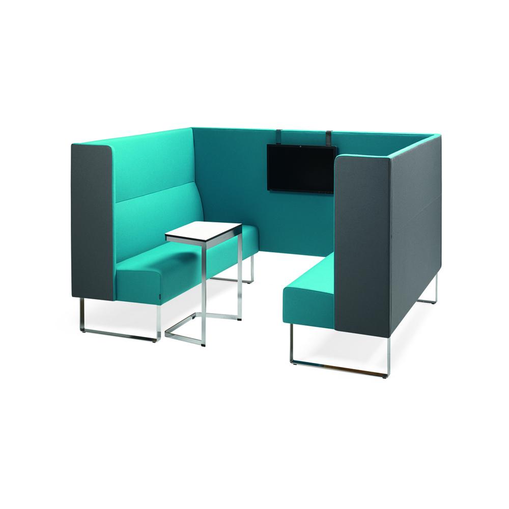 Hightower Monolite Highback Sofa Blue Booth Screen Laptop Table 300Dpi