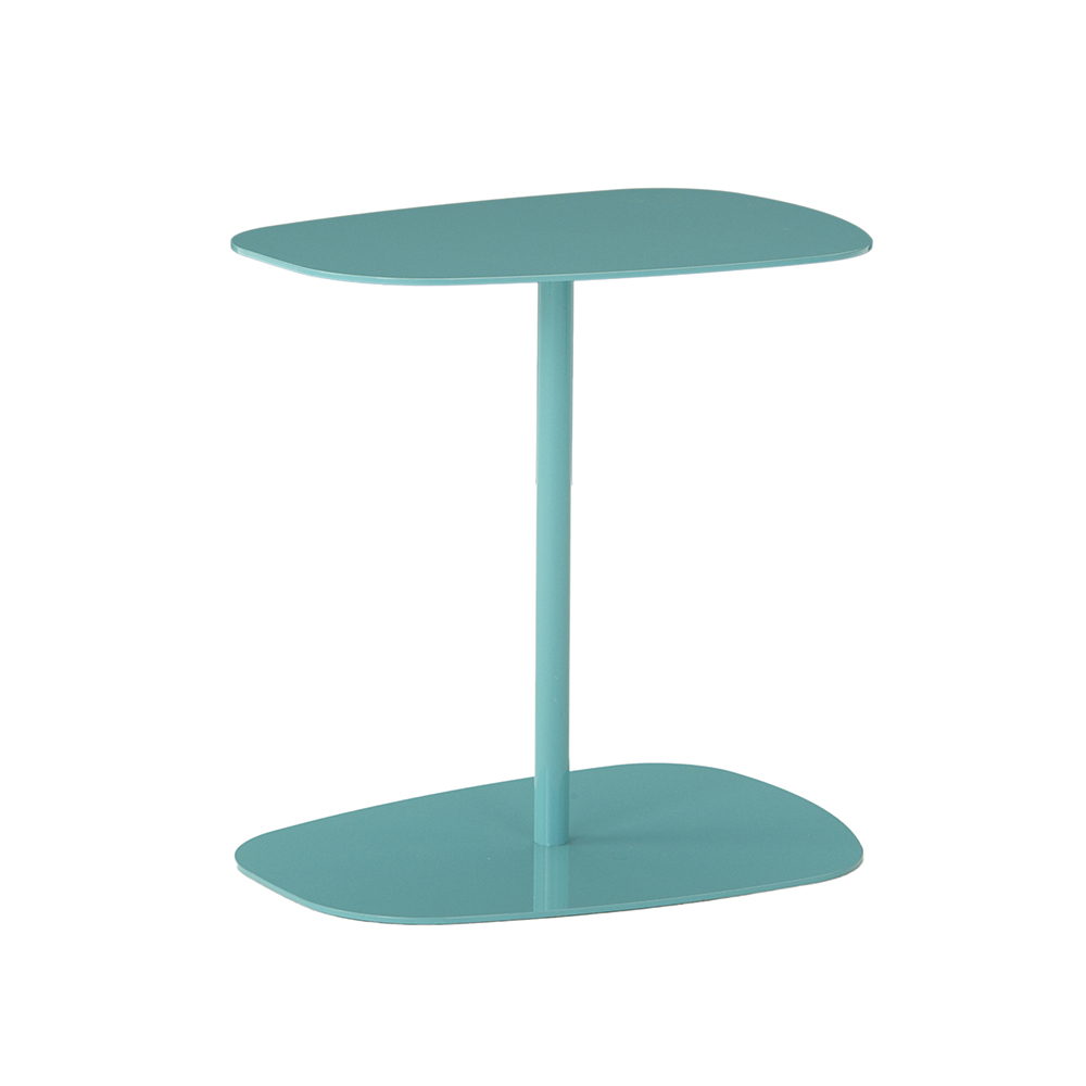 Hightower Ruby Side Table Organic Teal 300Dpi