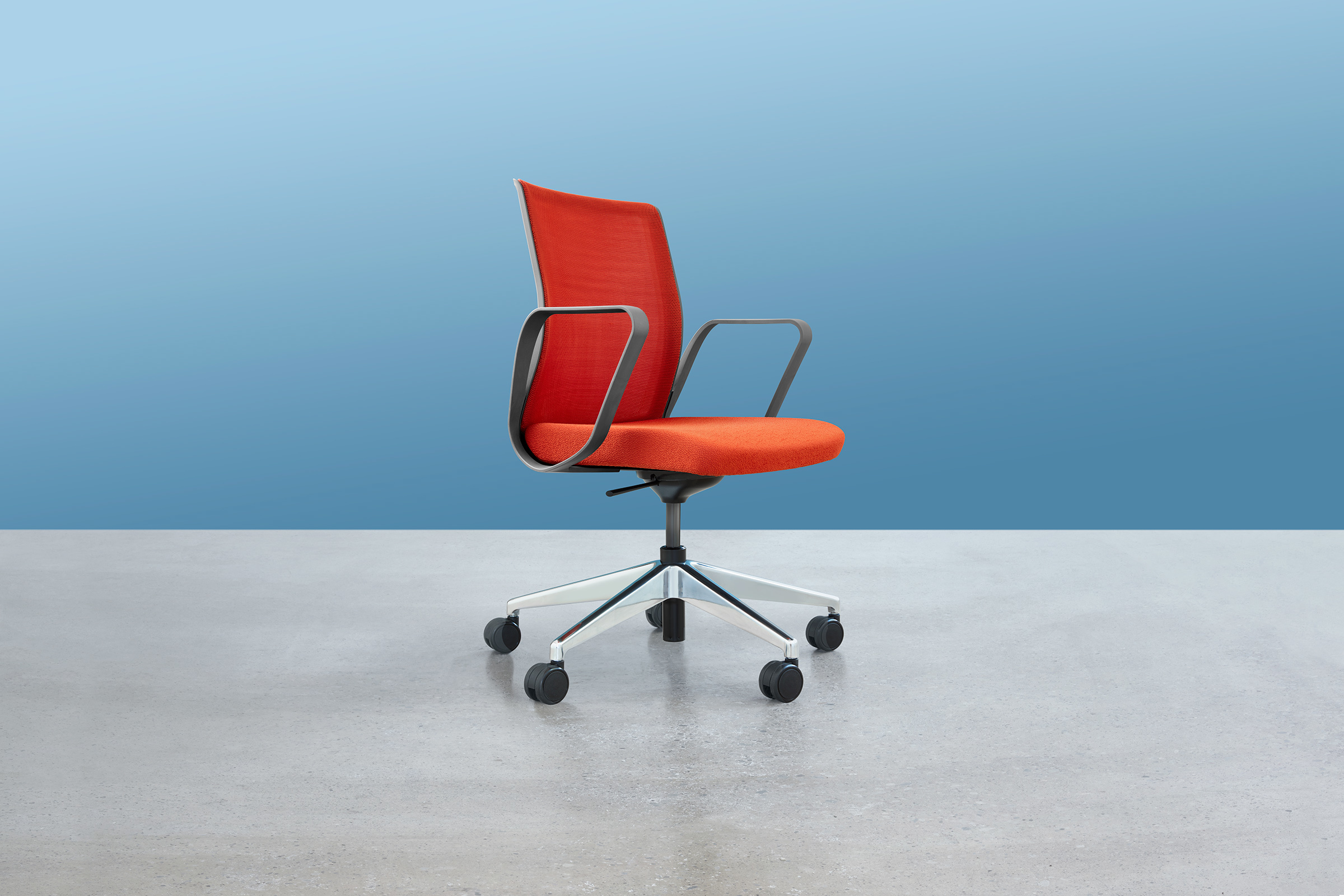 Keilhauer 6 C Red