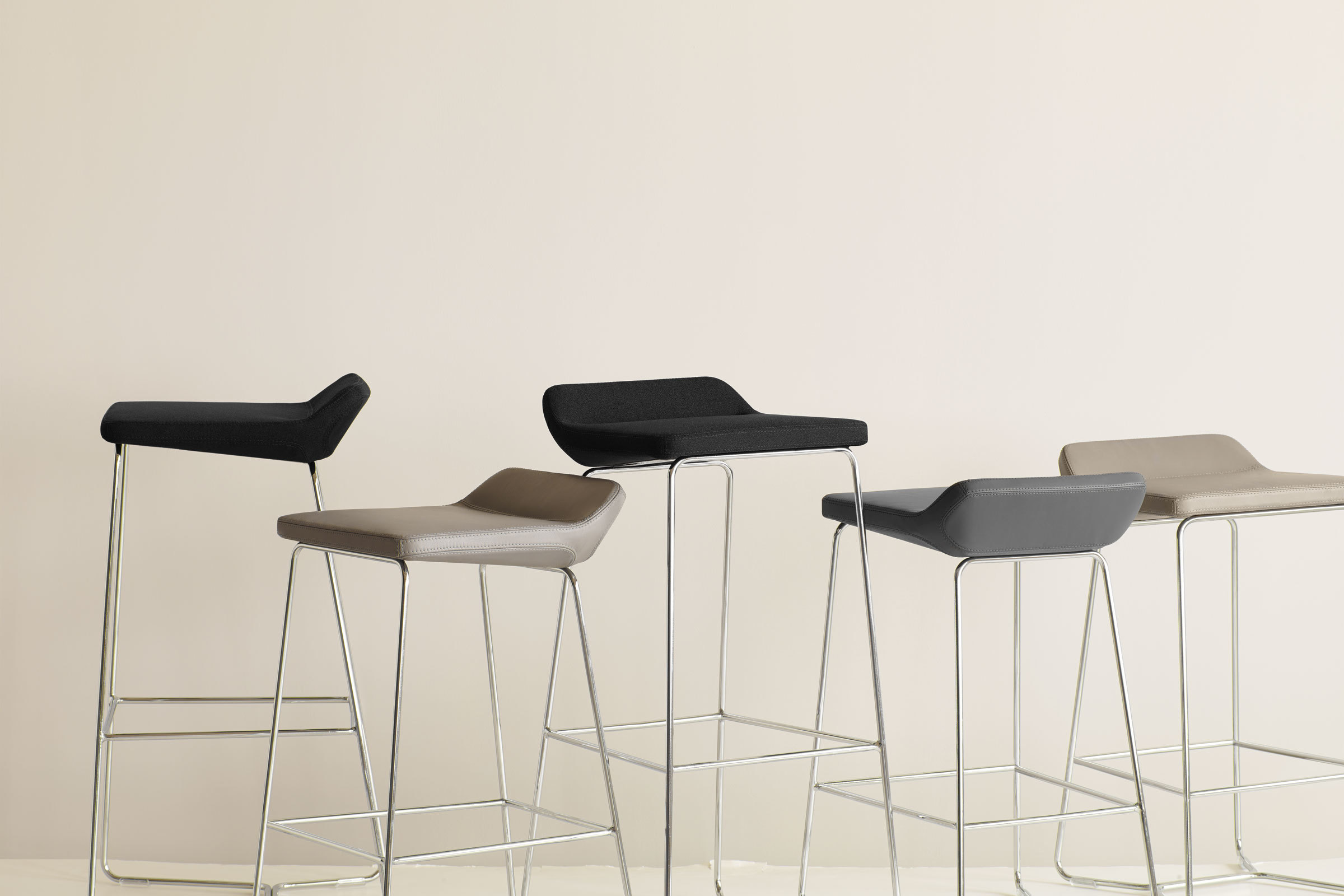 Keilhauer Cahoots Bar Stool Group