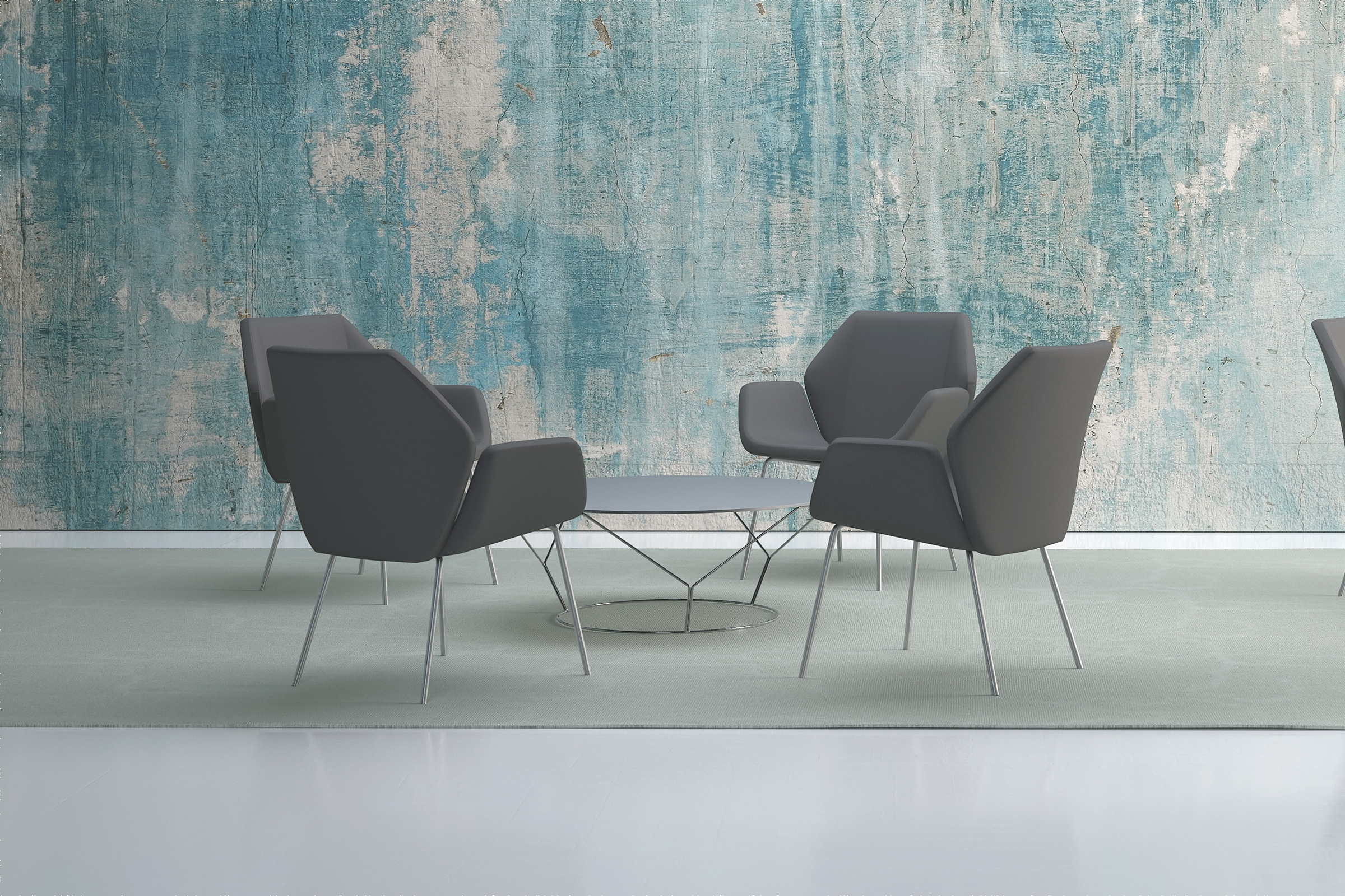Keilhauer Cahoots Grey
