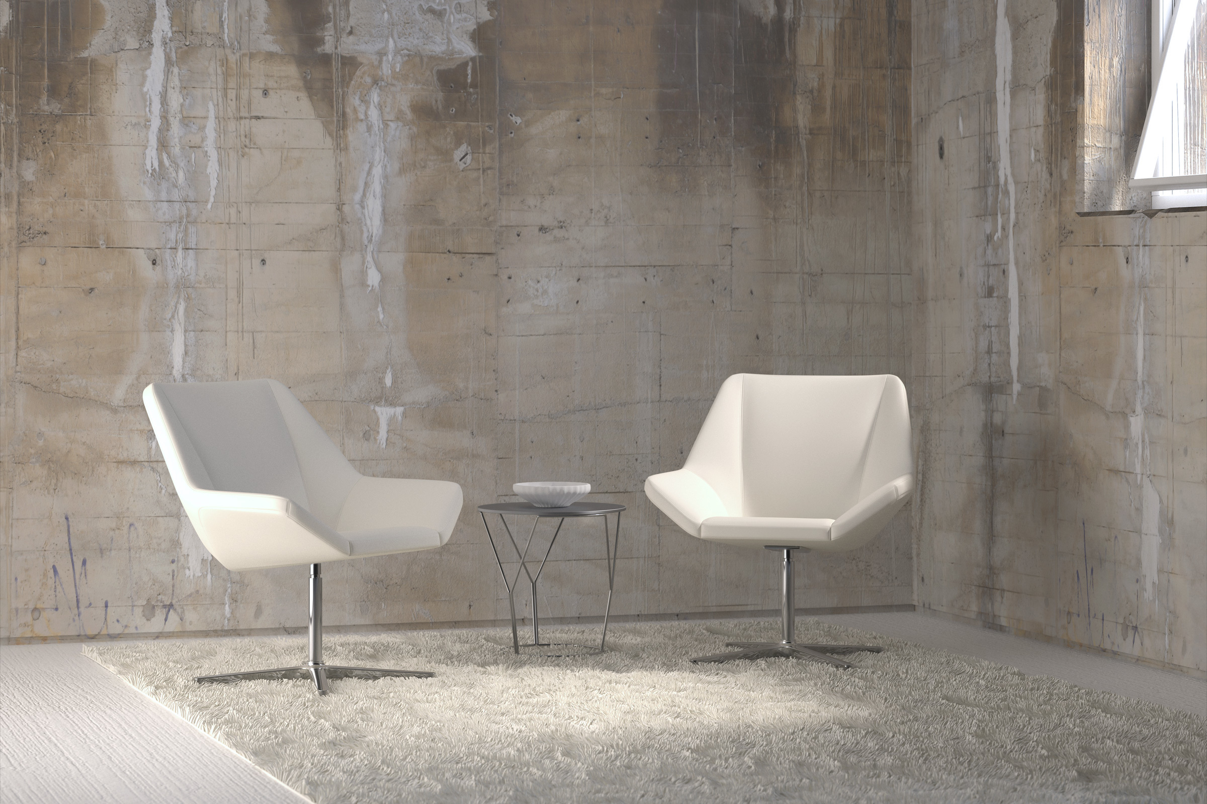 Keilhauer Cahoots White