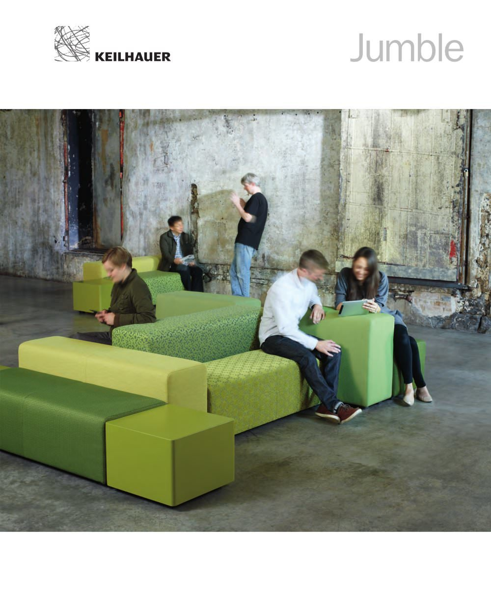 Keilhauer Jumble Group