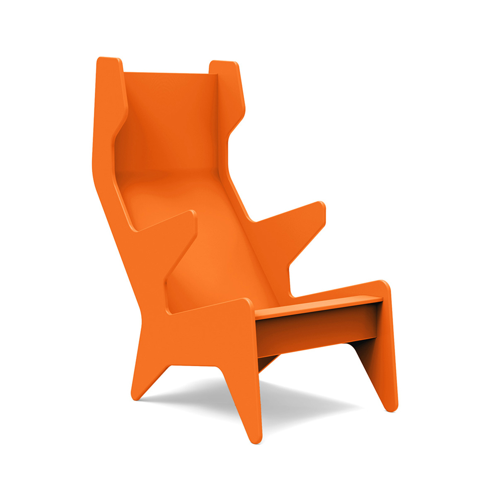 Loll Rapson Cavechair Orange