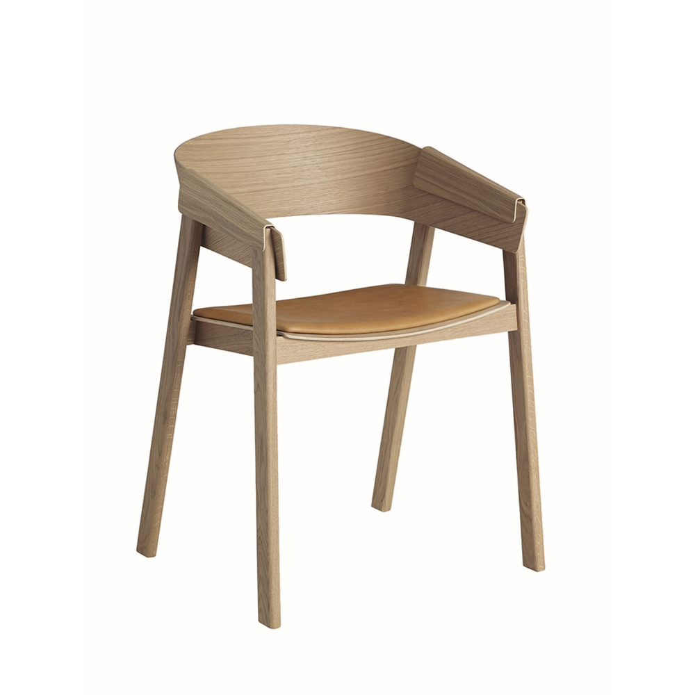 Muuto Cover Chair Leather