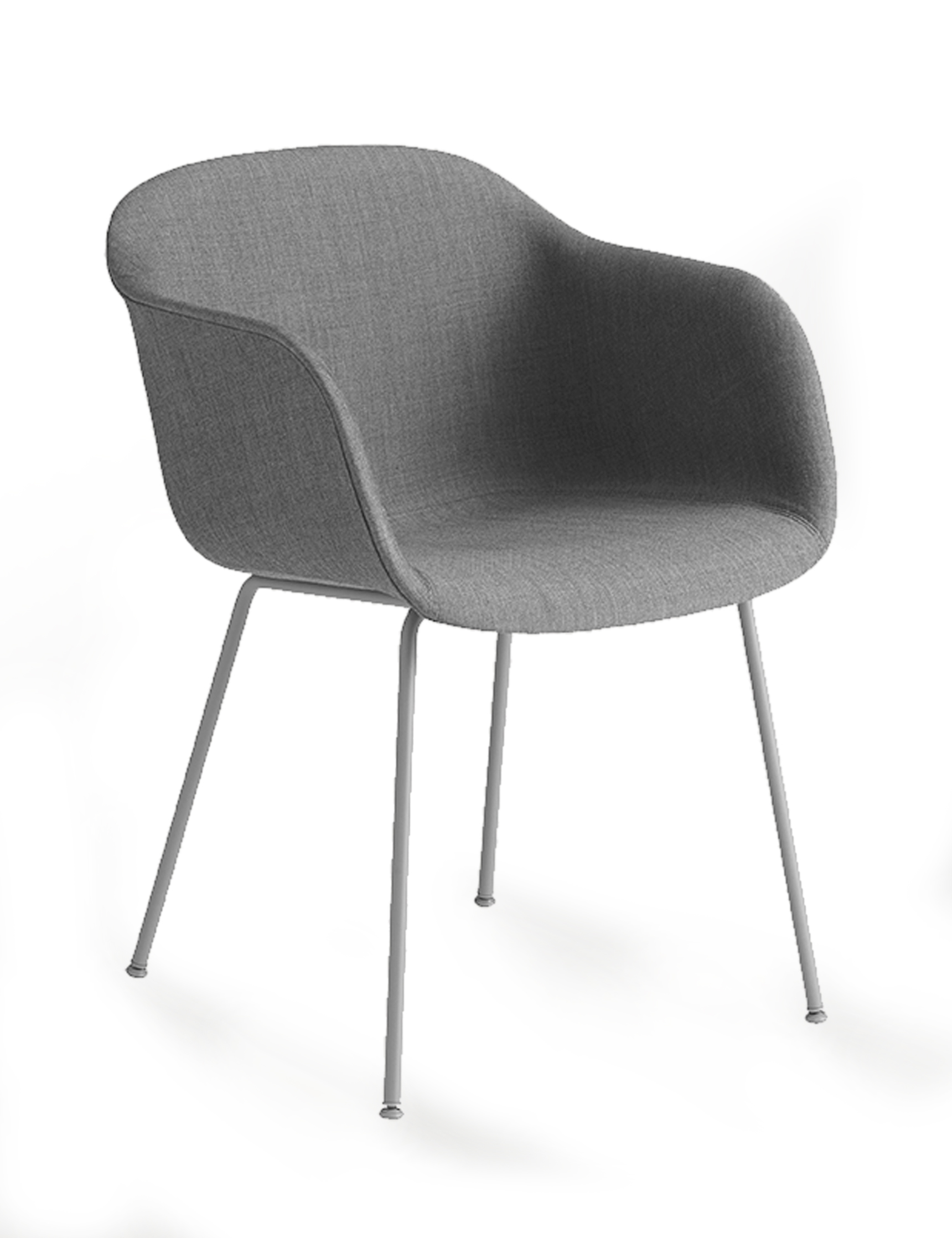 Muuto Fiber Arm Chair White