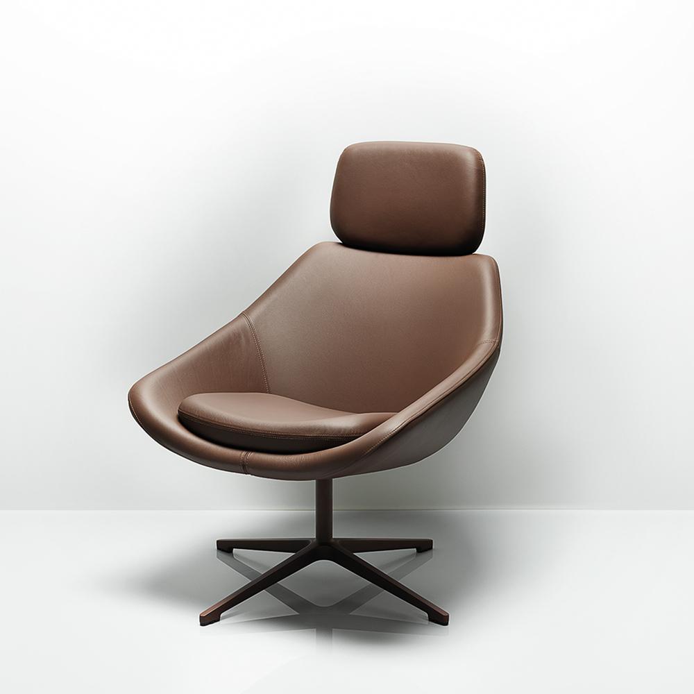 Allermuir Open Chair