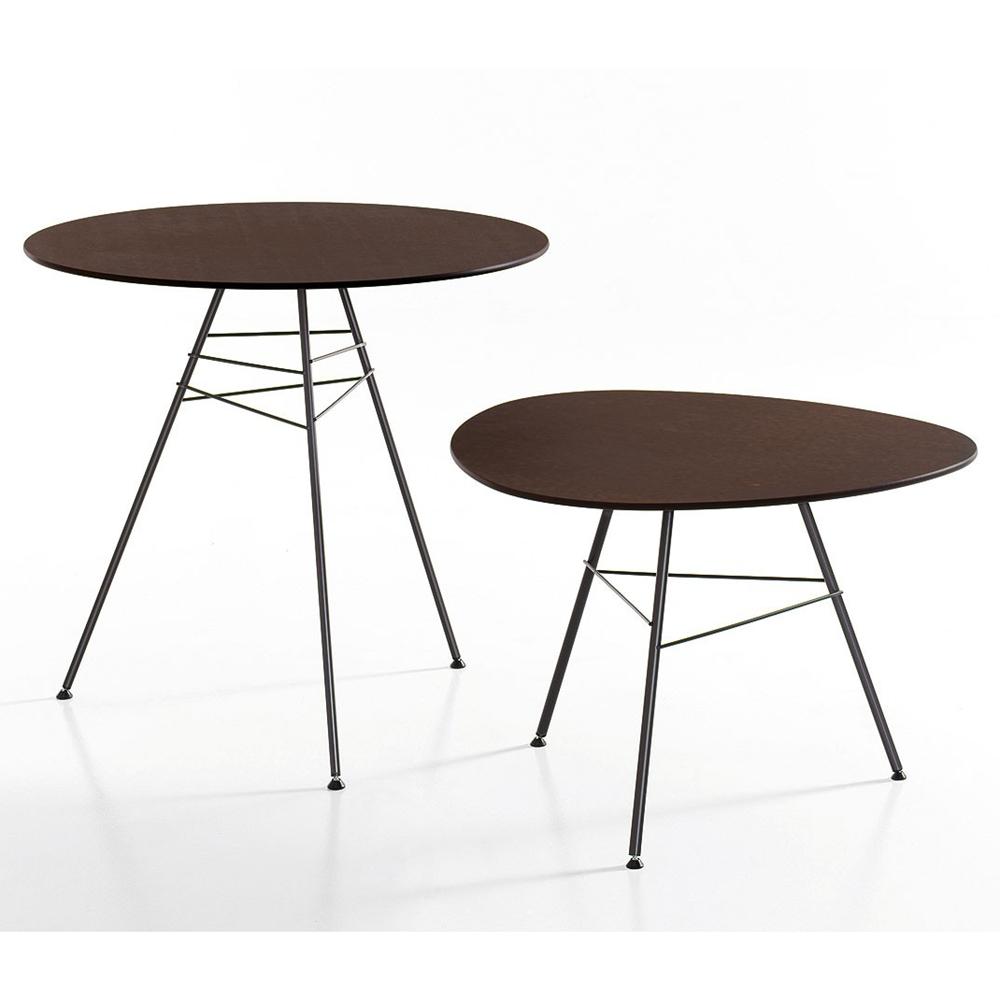 Arper Leaf Tables