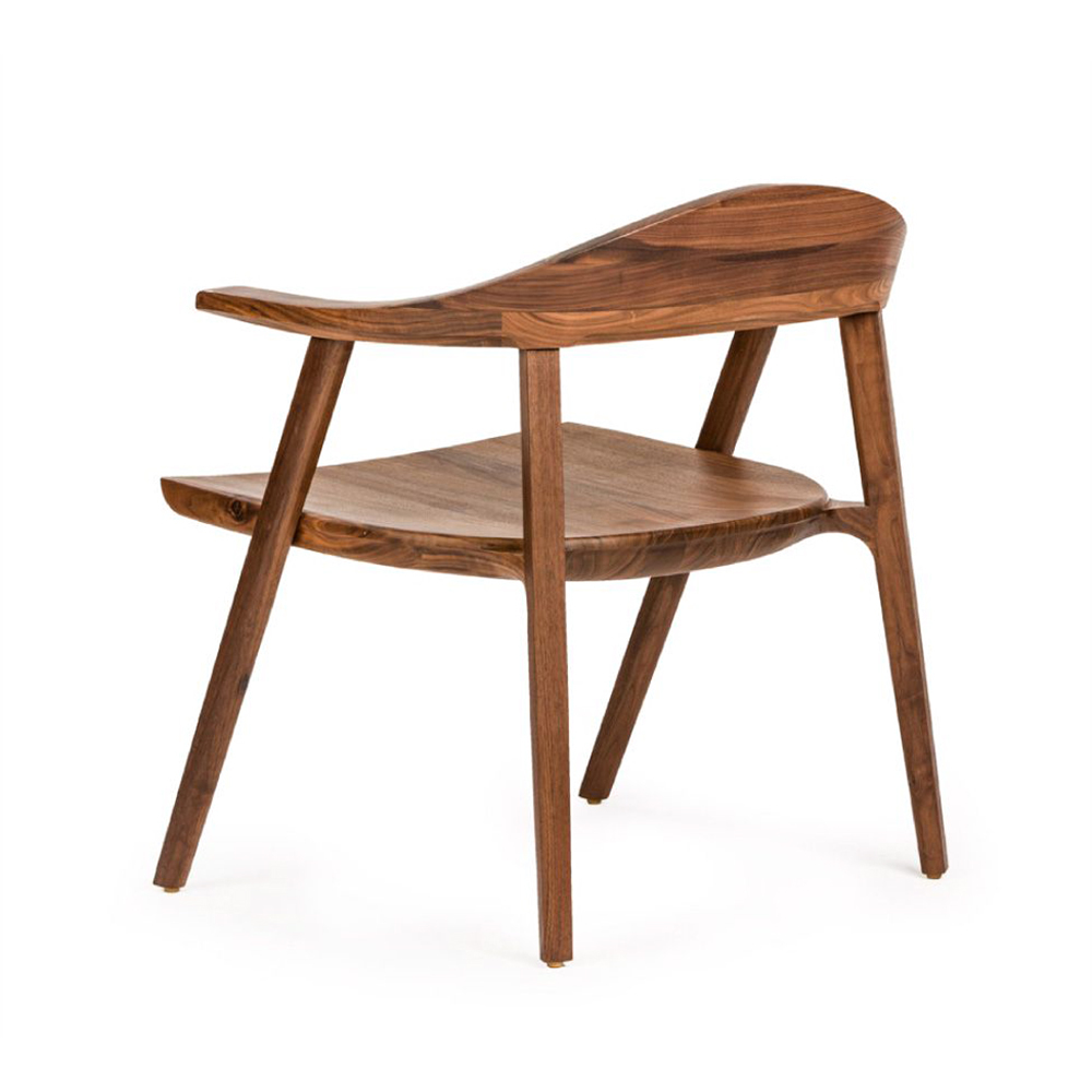 Bassam Fellows Journal Mantis Side Chair 8