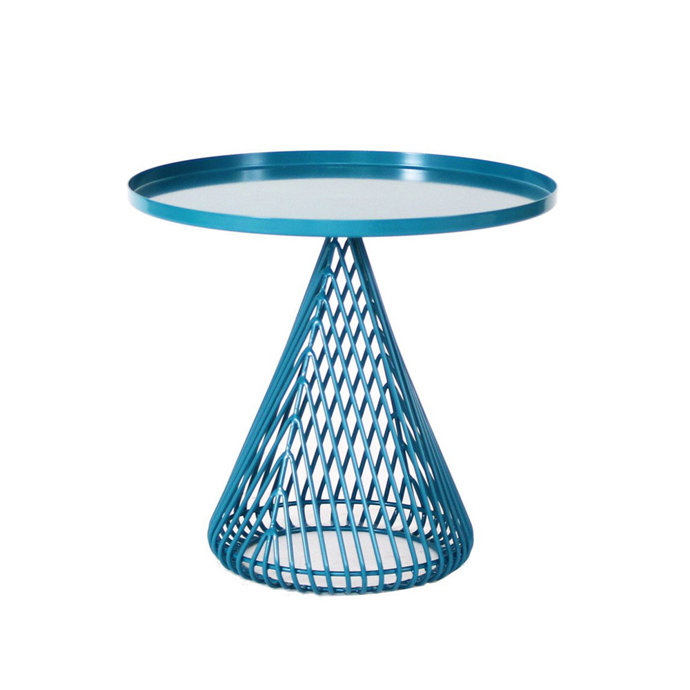 Bend Goods Cono Table Blue