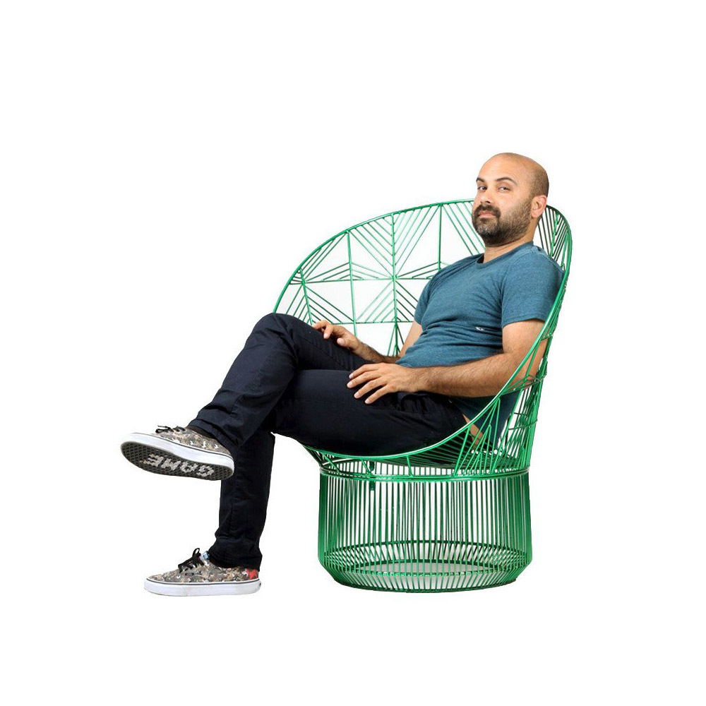 Bend Goods Peacock Chair