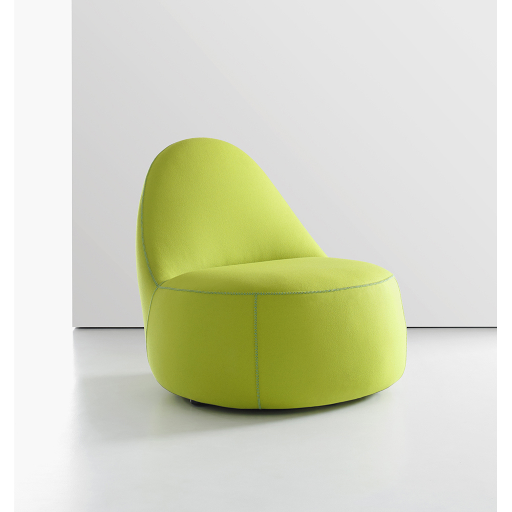 Bernhardt Mitt Lime Green
