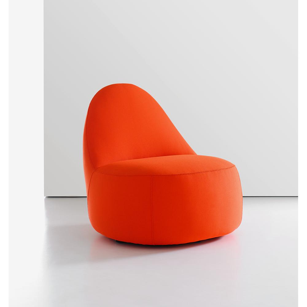 Bernhardt Mitt Orange