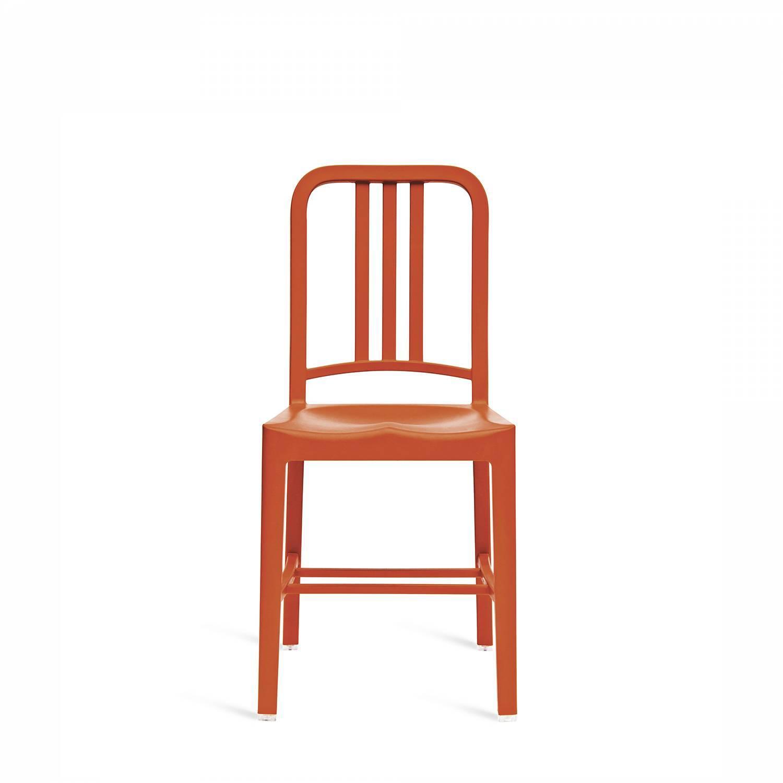 Emeco Navy Chair Orange