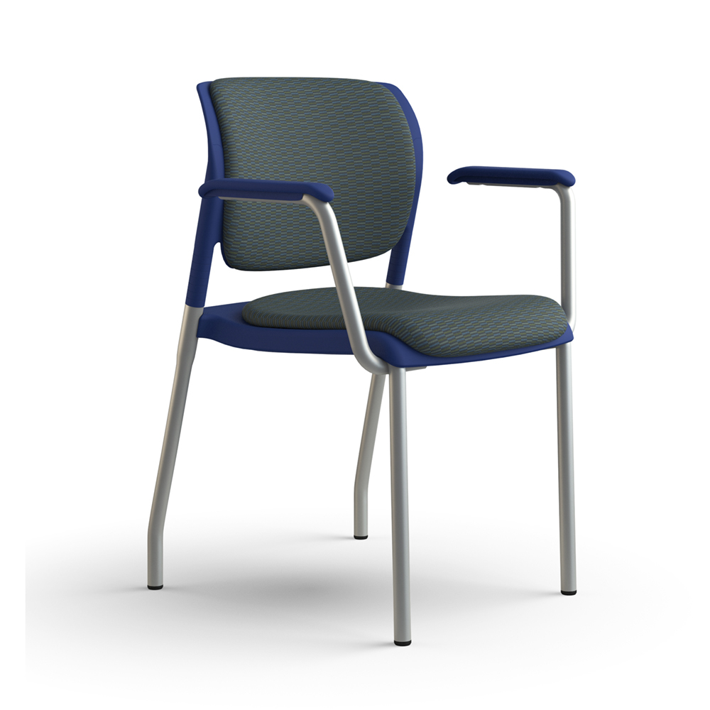 Sit On It Inflex 4 Leg Uph Back And Seat With Arms
