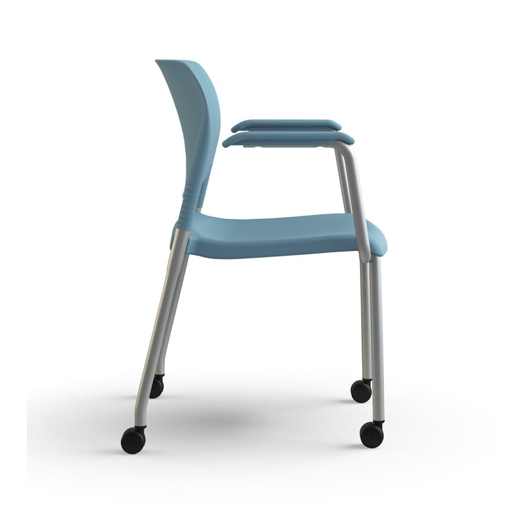 Sit On It Inflex Casters Arms
