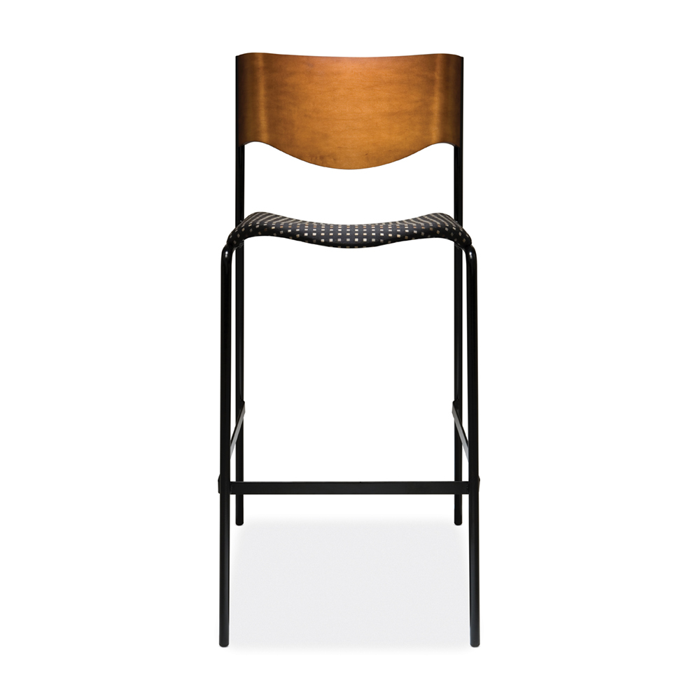 Stylex Avo Bar Stool Upholstered Seat