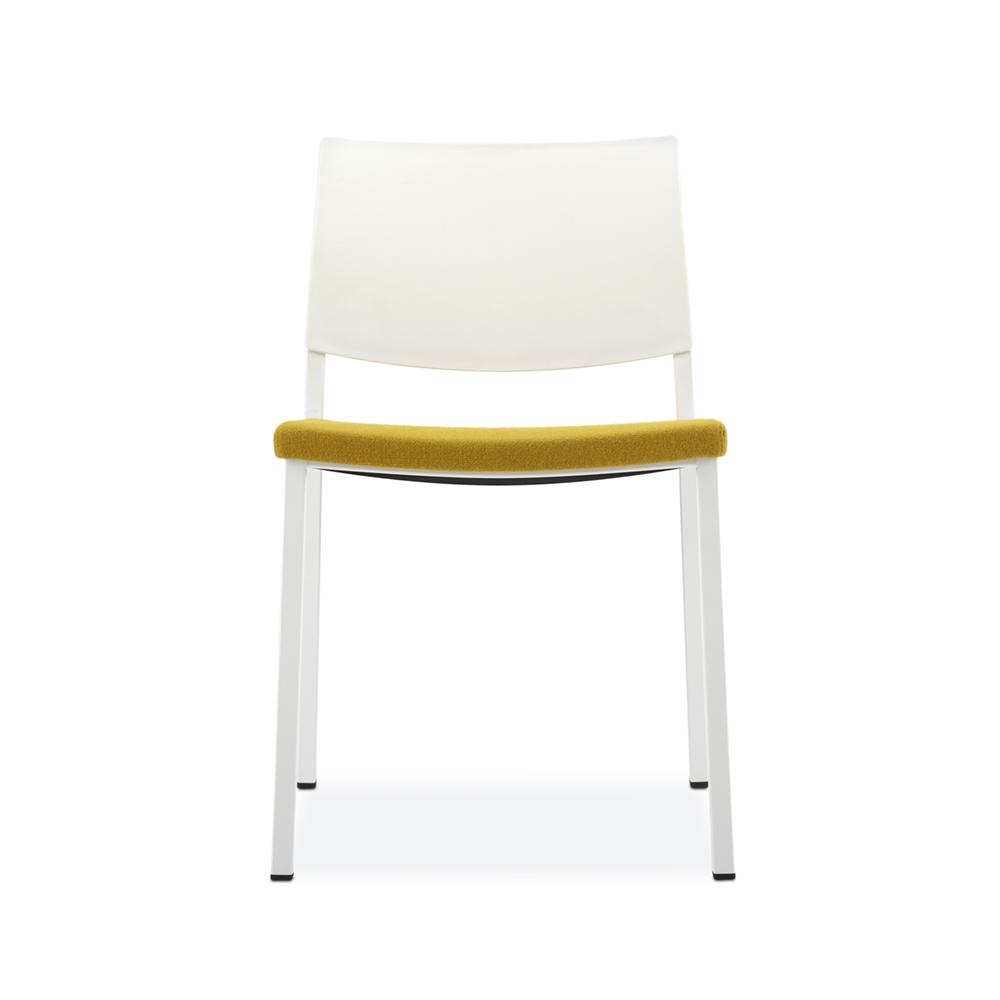 Stylex Brooks Plastic Back Uph Seat