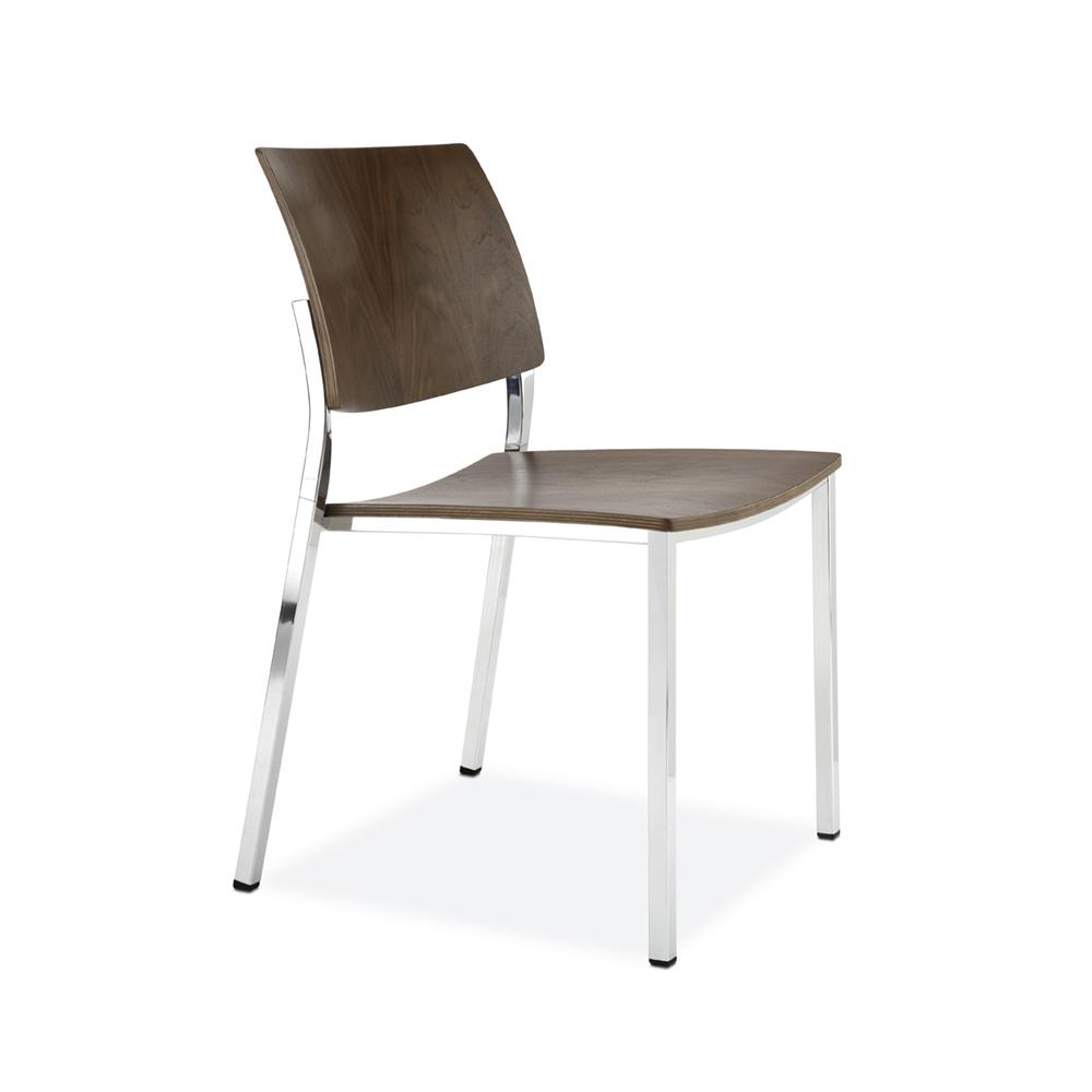 Stylex Brooks Wood Seat And Back