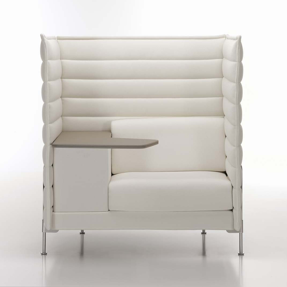 Vitra Alcove Highback With Tablet