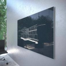 Clarus Glass Board
