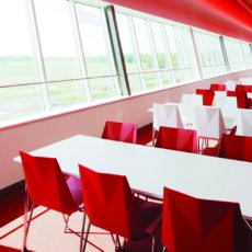 Hightower Mayflower Red Installation 300Dpi