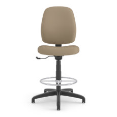 Sit On It Tr2 Stool Armless Neutral Fabric