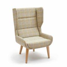 Naughtone Hush Chair Oak