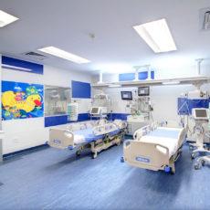 Dirtt Healthcare Pediatric Patient Graphics