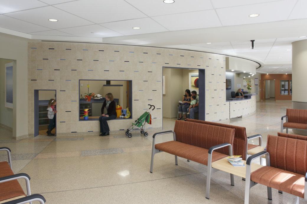 El Camino Hospital Interior 17