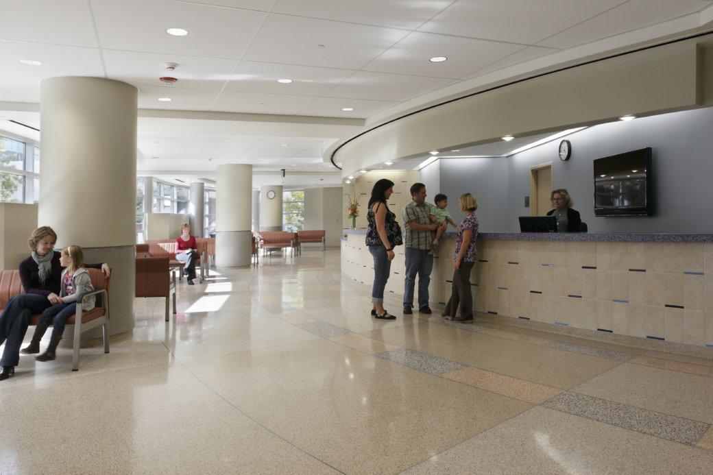 El Camino Hospital Interior 19