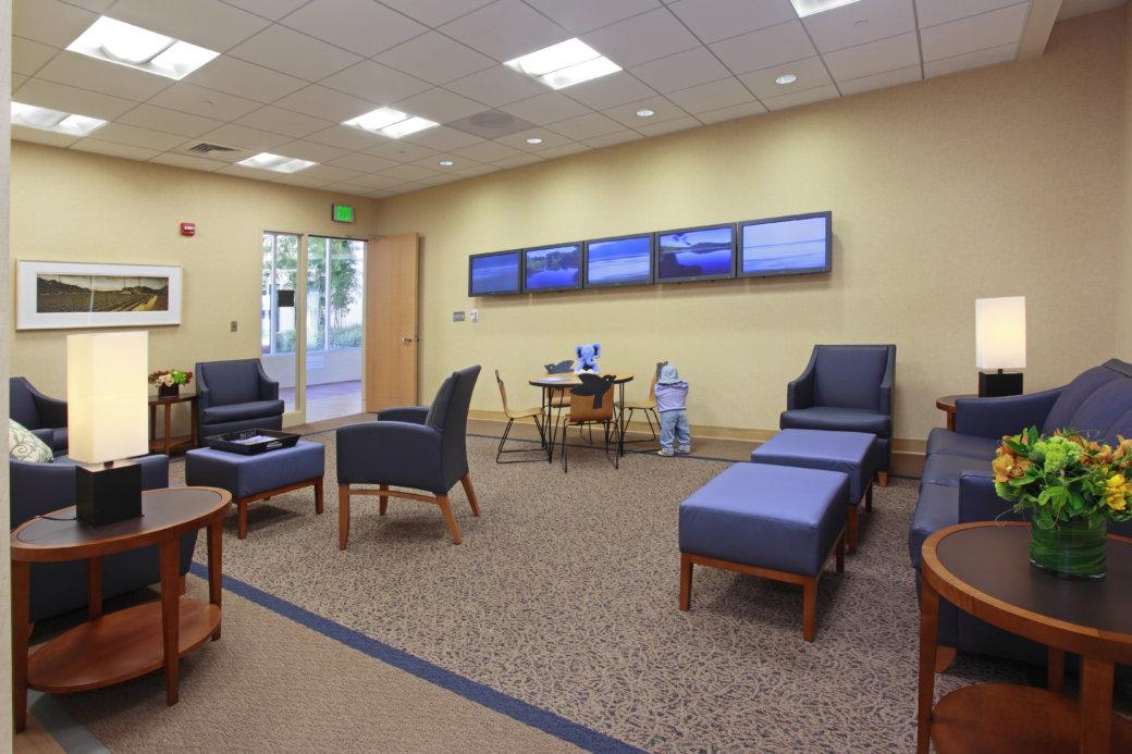 El Camino Hospital Interior 56