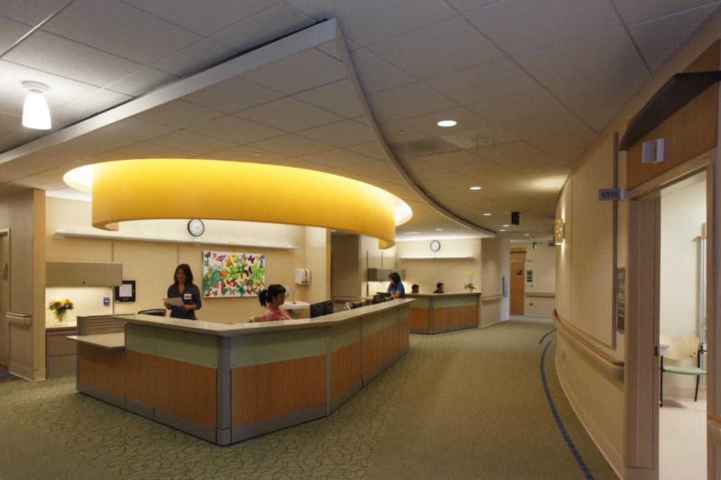 El Camino Hospital Interior 69