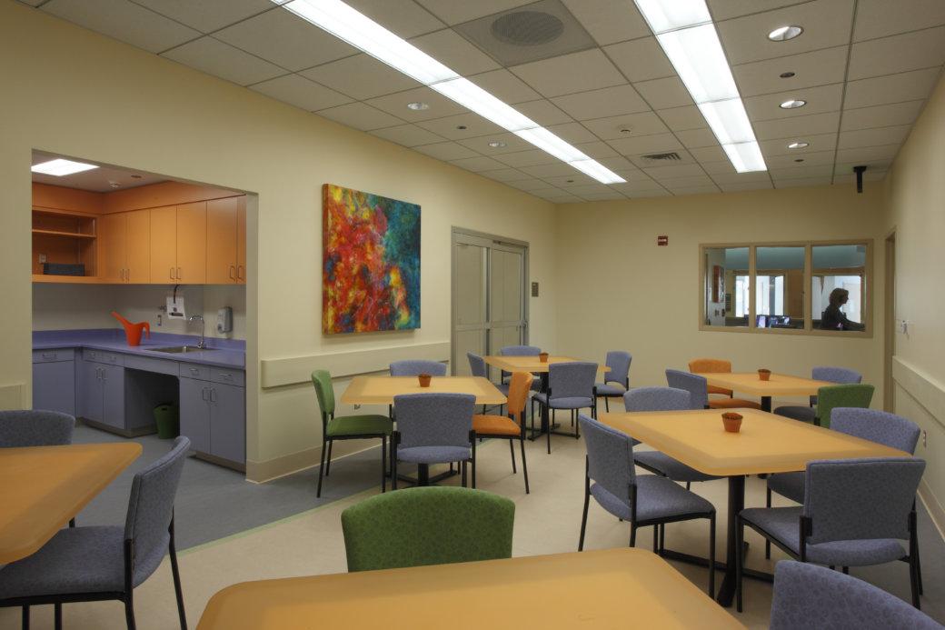 El Camino Hospital Interior 70